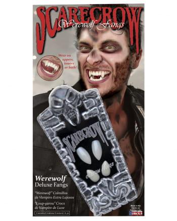 Werwolf Doppeleckzähne