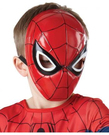 Spider-Man Halbmaske für Kinder