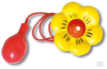 Spritz Blume Gelb