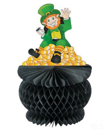 St. Patricks Day Wabenaufsteller