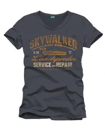 Star Wars T-Shirt Skywalker and Son