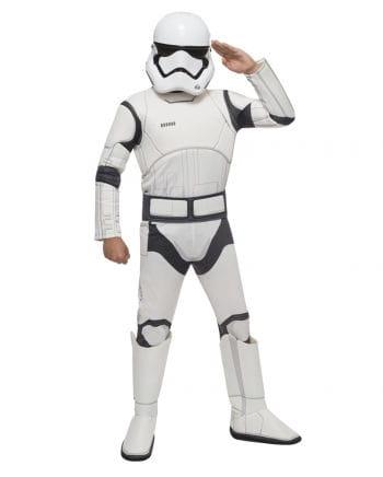 Stormtrooper Deluxe Kinder Kostüm