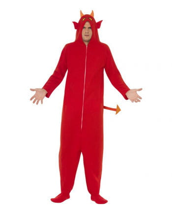 Roter Teufel Overall