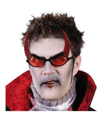 Sonnenbrille Teufel