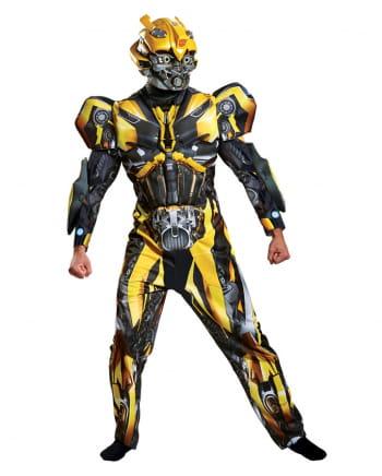 Deluxe Transformers Bumblebee Muskelkostüm