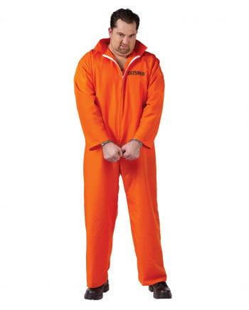 US Gefangener Kostüm XL