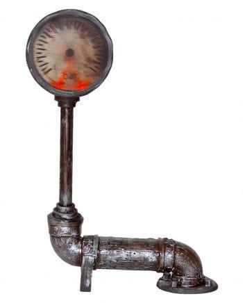 Gespenstischer Wasserzähler