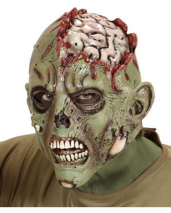 Zombie Hirn Maske