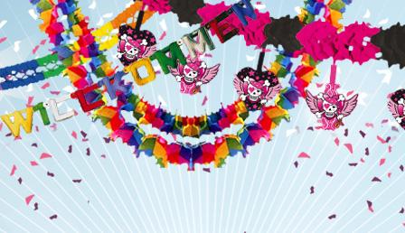 Carnival Garlands