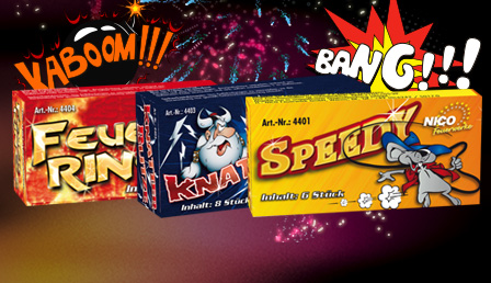 Halloween Feuerwerk