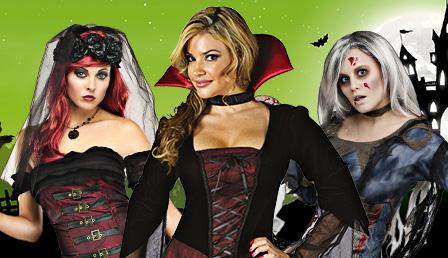Halloween Kostüme Damen