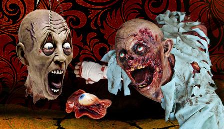 Halloween Body Parts