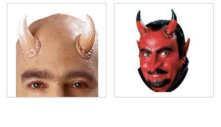 Latex Horns