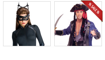 Reduced costumes