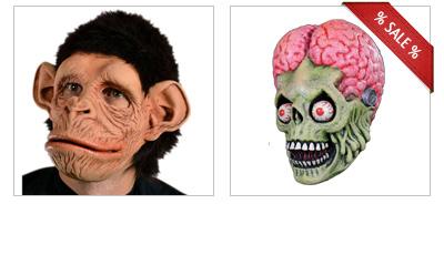 Reduzierte Masken