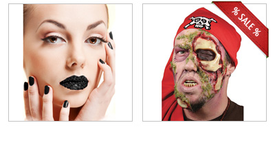 Halloween Make-Up Reduziert