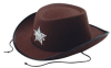 Children Cowboy Hat Brown