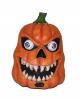Gruseliger Halloween Kürbis mit LED und Sound