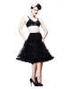 Black Petticoat Long L - XXL