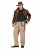 Indiana Jones Männerkostüm XL