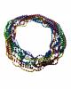 Mardi Gras Necklaces Disco Ball Effect