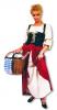 Marktfrau Kostüm L/XL L/XL 40-42