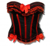Burlesque Cabaret Corset XXL /44