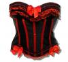 Burlesque Cabaret Corsage XXL / 44