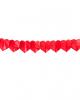 Red Heart Garland