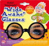 aufgeweckte Scherzbrille