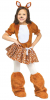 Sweet Fawn Toddlers Costume S