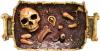 Texas Chainsaw Massaker Tablett