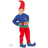 Dwarf Costume Blue S