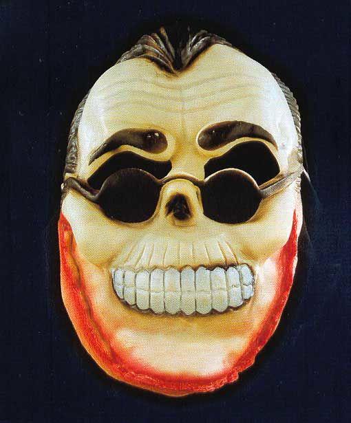 Graf Draculi Kindermaske Kinder Maskerade