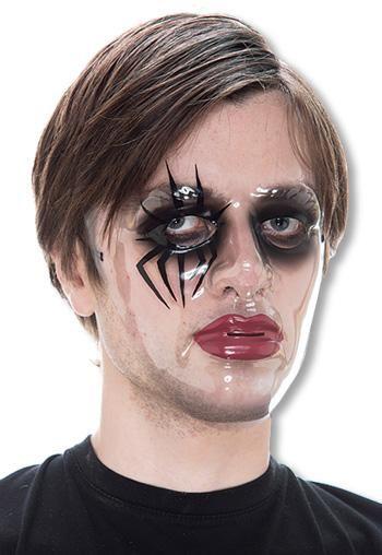 Hexenmeister Arrack Maske Horror Maske