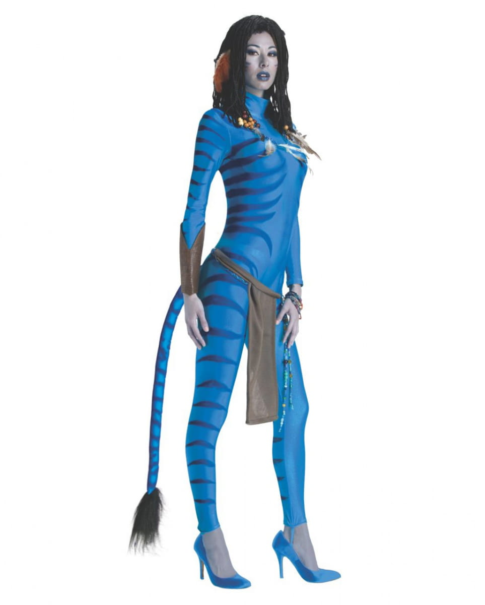 Avatar Neytiri Kostüm Avatar Kostüm Damen S