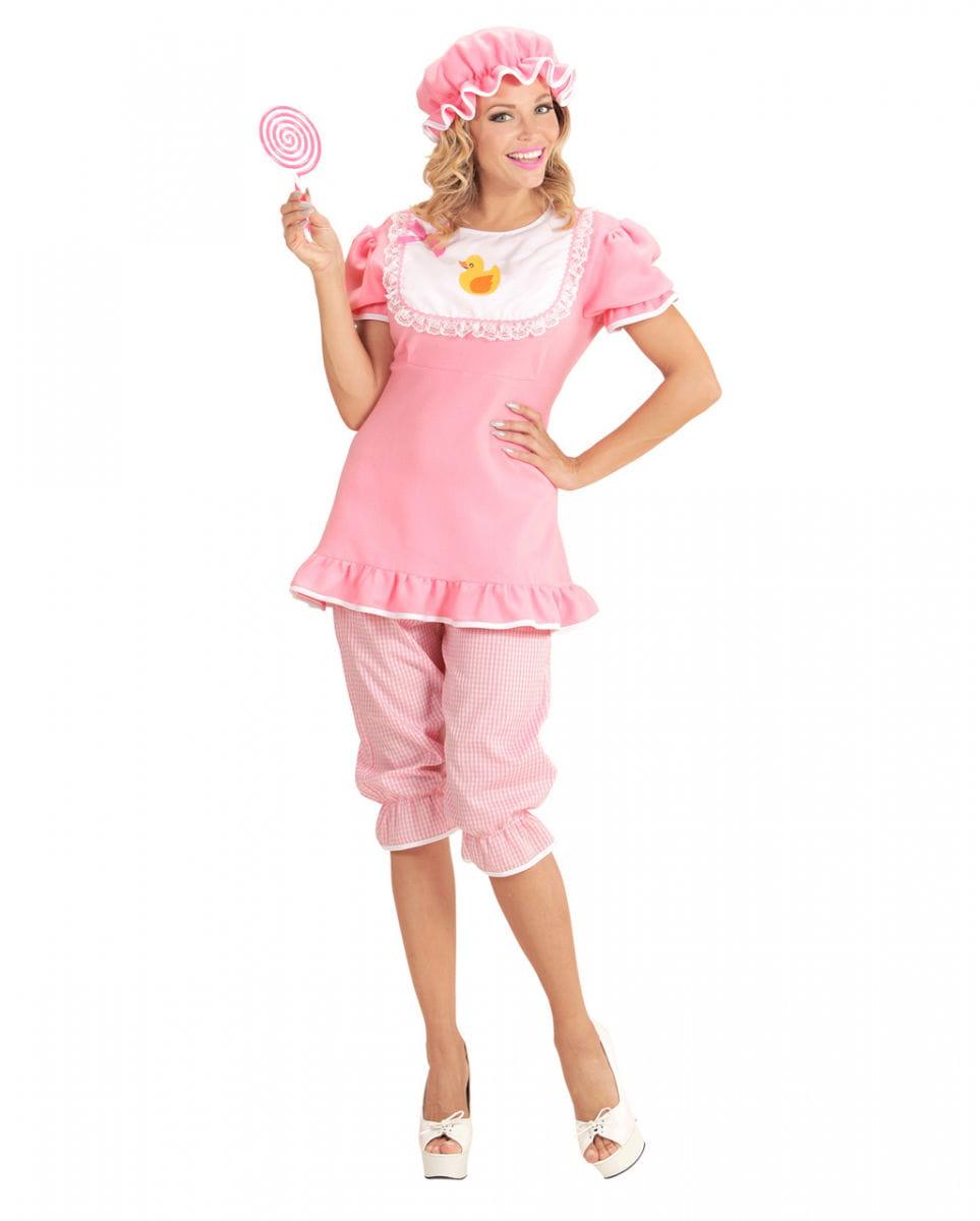 Riesenbaby Kostüm für Damen für Fasching ♥ L