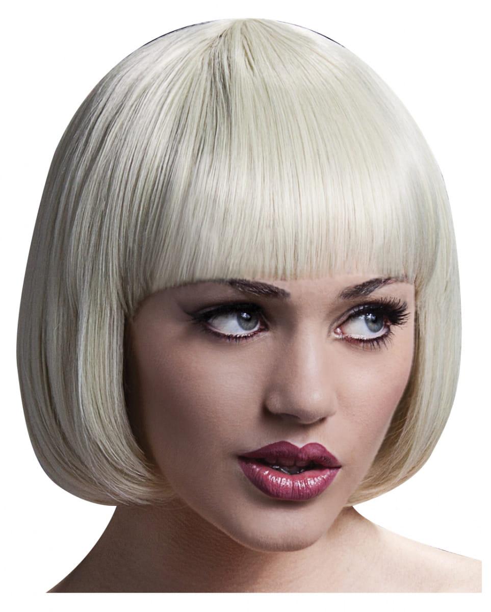 Mia Damen Perücke Blond Professionelle Holywood Perücke