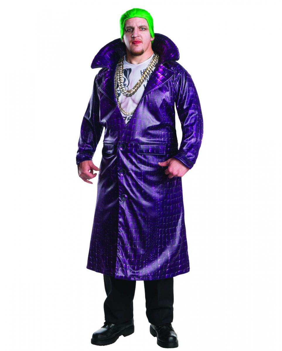 Deluxe Joker Kostüm Plus Size bestellen