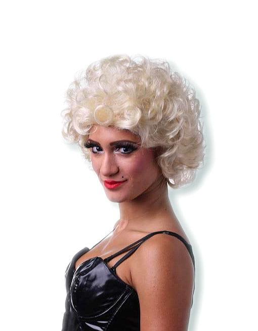 Madonna Perücke blond -Star Perücke-blonde Perücke