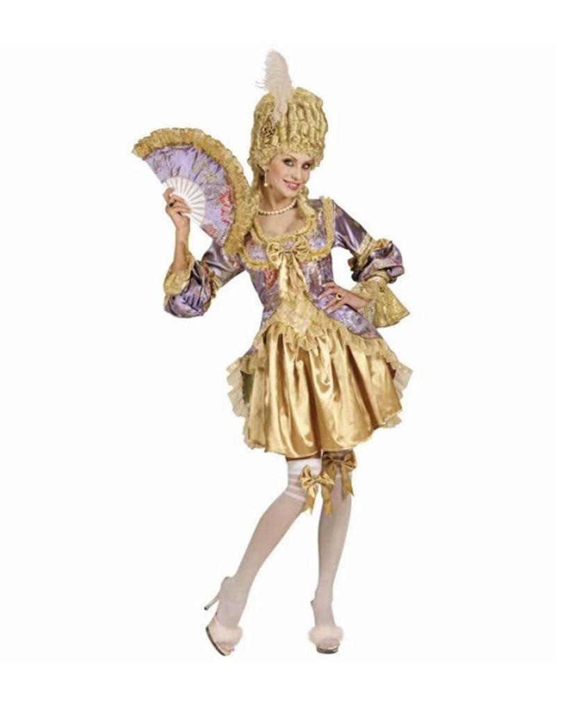 Madame de Pompadour Kostüm Rokoko Kostüm Frauen L