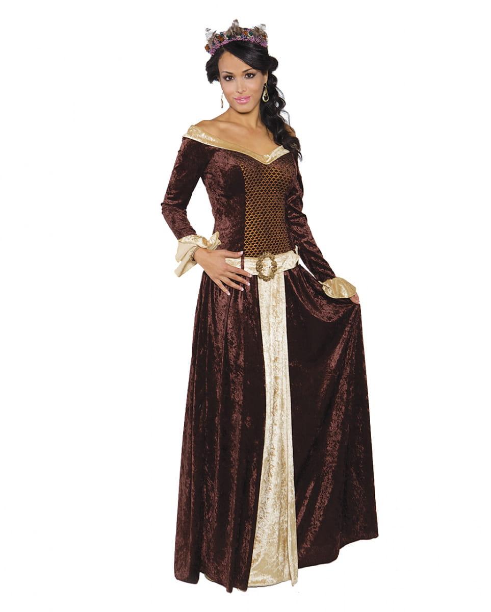Me Lady Damen Kostüm für Mittelalter Feste L