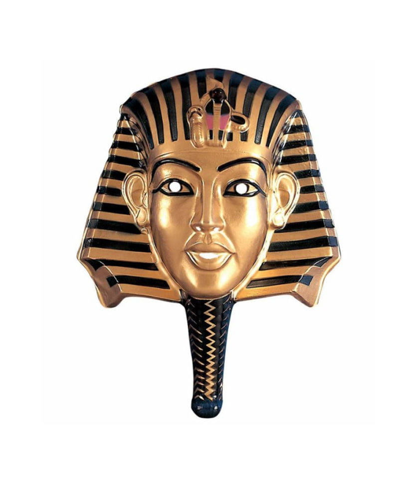 Ägyptischer Pharao Maske Tutanchamun Maske