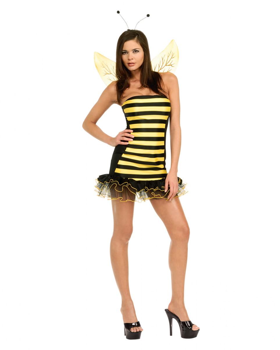 Fleißiges Bienchen Kostüm für Damen S