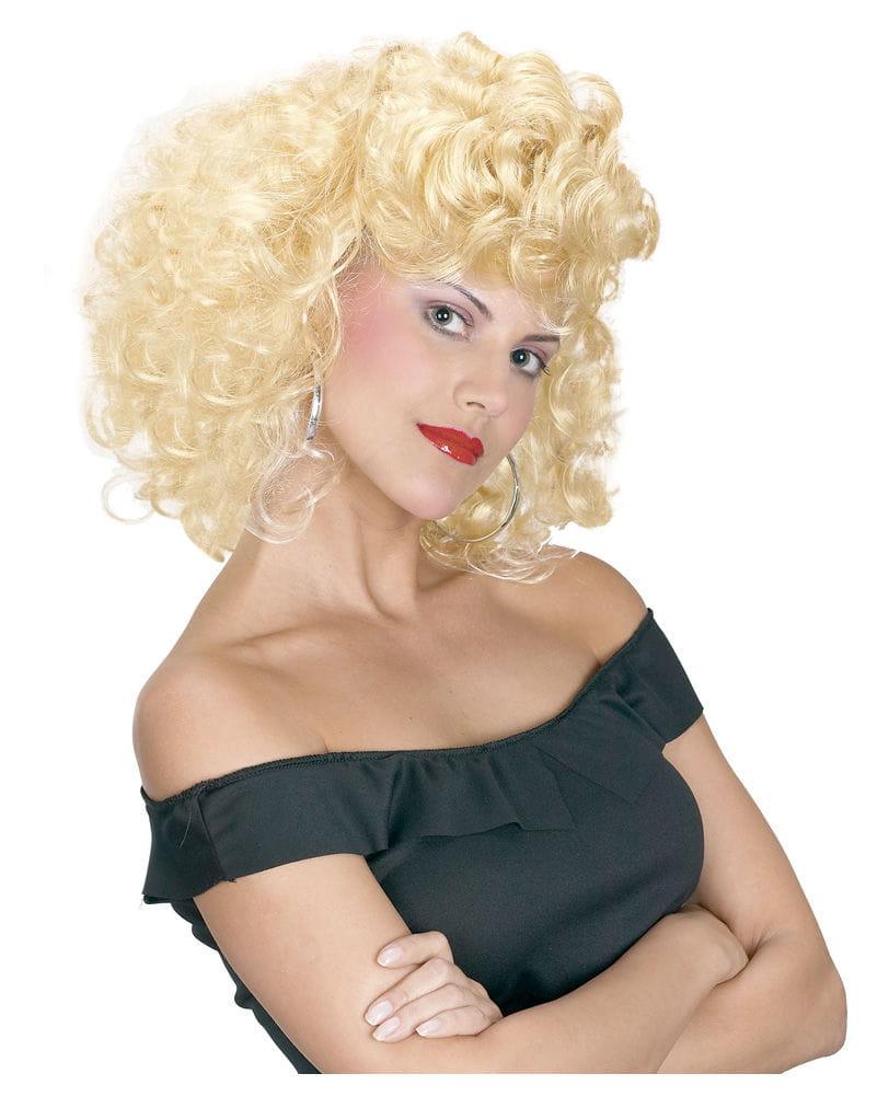 50er Jahre Perücke blond Perücken