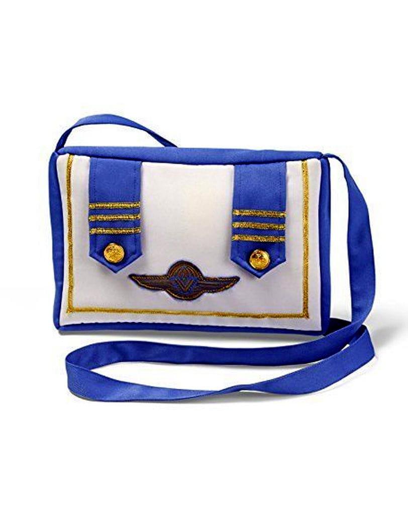 Flugbegleiterin Handtasche Retro-Tasche im 50er Jahre Stil