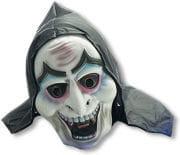 Weisse Dämonen Maske