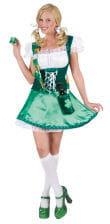 St. Patrick's Day Dirndl