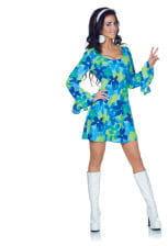 Wildflower Hippie Dress