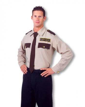polizist und polizistin polizei kost m. Black Bedroom Furniture Sets. Home Design Ideas